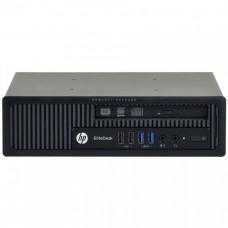 Calculator HP EliteDesk 800 G1 USDT, Intel Core i3-4360 3.40GHz, 4GB DDR3, 500GB SATA, DVD-RW