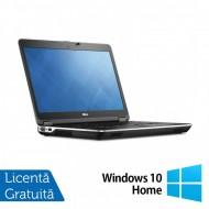 Laptop DELL Latitude E6440, Intel Core i5-4300M 2.60GHz, 8GB DDR3, 120GB SSD, DVD-RW, Fara Webcam, 14 Inch + Windows 10 Home