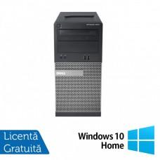 Calculator Dell OptiPlex 3010 Tower, Intel Core i5-3470 3.20GHz, 4GB DDR3, 500GB SATA, DVD-ROM + Windows 10 Home