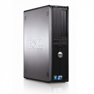 Calculator Dell OptiPlex 380 Desktop, Intel Celeron Dual Core E3400 2.60GHz, 4GB DDR3, 250GB SATA, DVD-RW