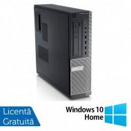 Calculator DELL 790 Desktop, Intel Core i5-2400 3.10GHz, 8GB DDR3, 120GB SSD, DVD-ROM + Windows 10 Home