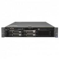 Server Dell PowerEdge R710, 2x Intel Xeon Quad Core X5550 2.66 – 3.06GHz, 32GB DDR3 ECC, 4 x 1TB SATA - 3.5 Inch, Raid Perc H200, Idrac 6 Enterprise, 2 surse redundante