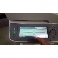 Display HP LaserJet M5035