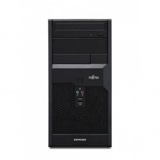 Calculator FUJITSU SIEMENS P3721 Tower, Intel Core i5-650 3.20GHz, 4GB DDR3, 250GB SATA, DVD-ROM