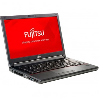 Laptop Fujitsu Lifebook E746, Intel Core i5-6200U 2.20GHz, 8GB DDR4, 240GB SSD, Fara Webcam, 14 Inch