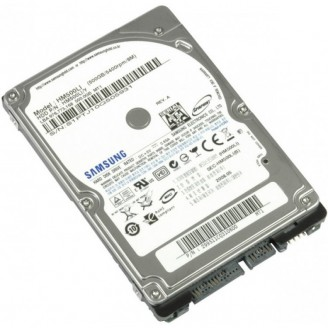 HDD 500GB 2.5 laptop