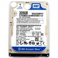 HDD 320 GB 2.5 laptop