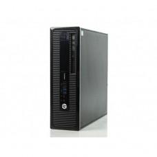 Calculator HP 400 G1 SFF, Intel Core i7-4770 3.40GHz, 8GB DDR3, 500GB SATA, DVD-RW