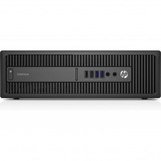 Calculator HP 800 G2 SFF, Intel Core i7-6700T 2.80GHz, 8GB DDR4, 120GB SSD