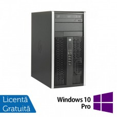Calculator HP Elite 8300 Tower, Intel Core i7-3770 3.40GHz, 4GB DDR3, 500GB SATA, DVD-RW + Windows 10 Pro