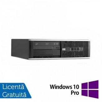 Calculator HP Compaq Elite 8300 SFF, Intel Core i7-3770 3.40GHz, 4GB DDR3, 320GB SATA, DVD-RW + Windows 10 Pro