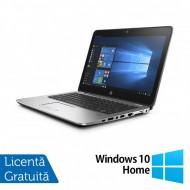 Laptop HP EliteBook 725 G3, AMD A8-8600B 1.60GHz, 8GB DDR3, 500GB SATA, Webcam, 12.5 Inch + Windows 10 Home