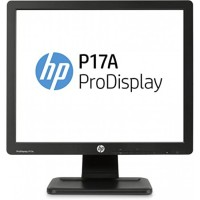 Monitor HP P17A, 17 Inch LED, 1280 x 1024, VGA, Fara picior