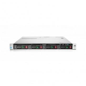 Server HP ProLiant DL360P G8, 1U, 2x Intel Hexa Core Xeon E5-2620 2.00GHz - 2.50GHz, 16GB DDR3 ECC Reg, 2 x HDD 500GB SATA, Raid P420i/1GB, 2 X 10Gb SFP+, iLO 4 Advanced, 2x Surse 750W