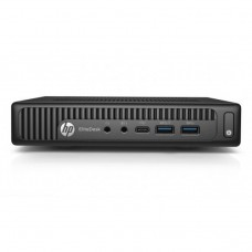 Calculator HP Elitedesk 800 G2 Mini PC, Intel Core i7-6700T 2.80GHz, 8GB DDR4, 120GB SSD