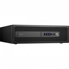 Calculator HP Prodesk 600 G2 SFF, Intel Core i3-6100 3.70GHz, 8GB DDR4, 120GB SSD, DVD-RW