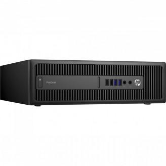 Calculator HP Prodesk 600 G2 SFF, Intel Core i3-6100 3.70GHz, 8GB DDR4, 240GB SSD