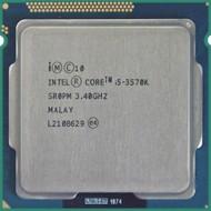 Procesor Intel Core i5-3570K 3.40GHz, 6MB Cache, Socket 1155