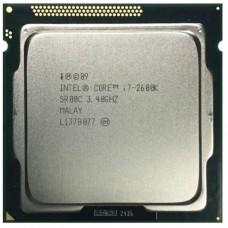 Procesor Intel Core i7-2600K 3.40GHz, 8MB Cache, Socket 1155