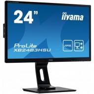 Monitor Iiyama XB2483HSU, 24 Inch, 1920 x 1080, VGA, DVI, Display Port, USB