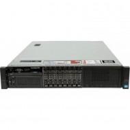 Server Dell PowerEdge R720, 2x Intel Xeon Hexa Core E5-2640 2.50GHz - 3.00GHz, 16GB DDR3 ECC, 2 x 146GB HDD SAS/10K, Raid Perc H710 mini, Idrac 7, 2 surse HS
