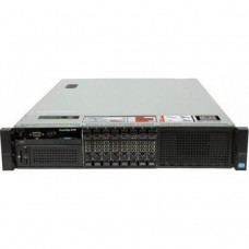 Server Dell PowerEdge R720, 2x Intel Xeon Hexa Core E5-2640 2.50GHz - 3.00GHz, 64GB DDR3 ECC, 2 x 600GB SAS/10K + 2 x 900GB HDD SAS/10K, Raid Perc H710 mini, Idrac 7, 2 surse HS