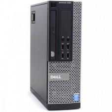 Calculator DELL OptiPlex 9020 SFF, Intel Core i3-4160 3.60GHz, 4GB DDR3, 500GB SATA, DVD-RW