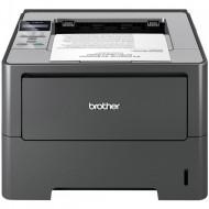 Imprimanta Laser Monocrom Brother HL-6180DW, Duplex, A4, 40ppm, 1200 x 1200, Wireless, Retea, USB