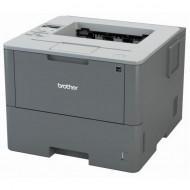 Imprimanta Laser Monocrom Brother HL-L6250DN, Duplex, A4, 46ppm, 1200 x 1200, USB, Retea