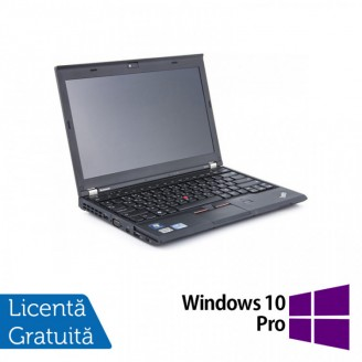 Laptop LENOVO Thinkpad x230, Intel Core i5-3320M 2.60GHz, 4GB DDR3, 500GB SATA, 12 Inch + Windows 10 Pro