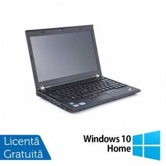 Laptop LENOVO Thinkpad x230, Intel Core i5-3320M 2.60GHz, 4GB DDR3, 500GB SATA, 12 Inch + Windows 10 Home