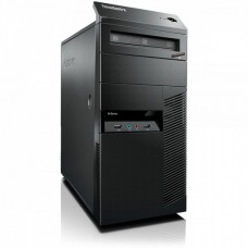 Calculator Lenovo Thinkcentre M92 Tower, Intel Core i5-3470 3.20GHz, 4GB DDR3, 250GB SATA, DVD-RW