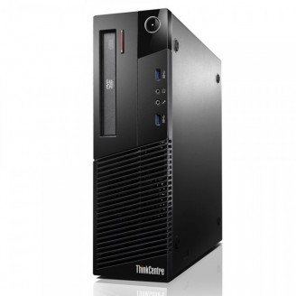 Calculator Lenovo Thinkcentre M93p SFF, Intel Core i5-4570 3.20GHz, 8GB DDR3, 500GB SATA, DVD-RW