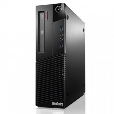 Calculator Lenovo Thinkcentre M93p SFF, Intel Pentium G3220 3.00GHz, 4GB DDR3, 500GB SATA, DVD-RW