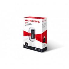 Mini adaptor wireless Mercusys MW300UM, 300Mbps, USB