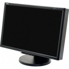 Monitor NEC 2070NX, LCD 20 inch, 1600 x 1200, VGA, DVI, 5x USB, Panel S-IPS, Grad A-, Fara Picior