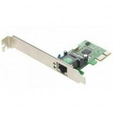Placa de retea Gembird NIC-GX1, 1 Gigabit, PCI-Express, Realtek Chipset