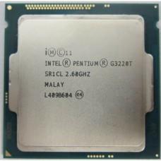 Procesor Intel Pentium G3220T 2.60GHz, 3MB Cache, Socket 1150