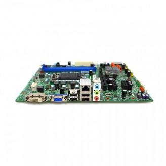 Placa de baza Socket 1155, Lenovo model: IH61M, FRU 03T6014 pentru Lenovo M71e TOWER si SFF, Edge 71, suporta Intel Gen 2, cu 2 sloturi RAM, cu shield, standard mATX, second hand