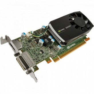 Placa video NVIDIA Quadro 400, 512MB GDDR3 64-Bit, Low Profile
