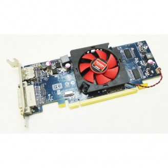 Placa video PCI-E ATI HD7470 , 1GB, GDDR3, DVI, DisplayPort, Low Profile