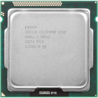 Procesor Intel Celeron G540 2.50 GHz, 2M Cache, Socket FCLGA1155