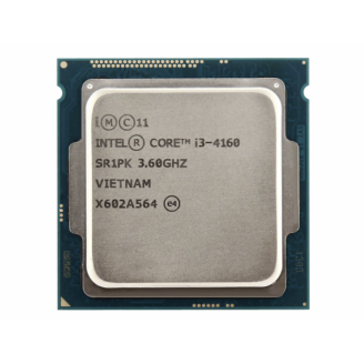 Procesor Intel Core i3-4160 3.60GHz, 3MB Cache, Socket 1150
