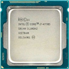 Procesor Intel Core i7-4770S 3.10GHz, 8MB Cache, Socket 1150