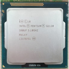 Procesor Intel Pentium Dual Core G2120 3.10GHz, 3MB Cache, Socket LGA1155