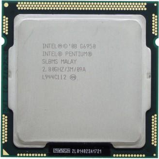 Procesor Intel Pentium Dual Core G6950 2.80GHz, 3MB Cache, Socket LGA1156