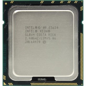 Procesor Server Quad Core Intel Xeon E5620 2.40GHz, 12MB Cache