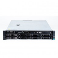 Server DELL PowerEdge R510, Rackabil 2U, 2x Intel Hexa Core Xeon X5650 2.66GHz - 3.06GHz, 32GB DDR3 ECC Reg, 4x 146GB HDD SAS/15K + 2x 1TB HDD SATA, Raid Controller SAS/SATA DELL Perc H700/512MB, iDRAC 6 Enterprise, 2x Sursa HS