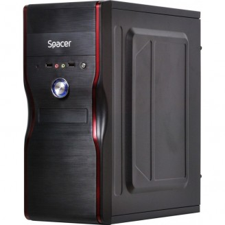 Sistem PC Gaming Special, Intel Core i5-3470 3.20 GHz, 8GB DDR3, 1TB HDD, MSI GeForce GT 1030 AERO ITX 2G OC 2GB, DVD-RW