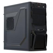 Sistem PC, Intel Core i3-2100 3.10GHz, 8GB DDR3, 240GB SSD, RADEON RX 550 4GB, DVD-RW